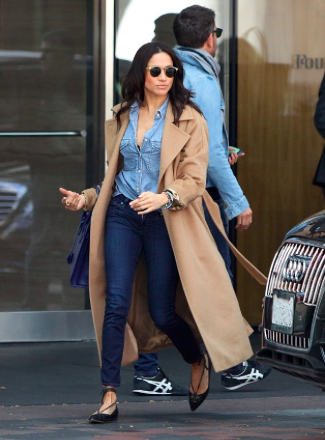 Style Inspiration: Meghan Markle