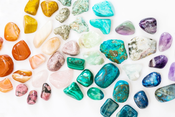 How I Stay Zen: A Conversation on Crystals